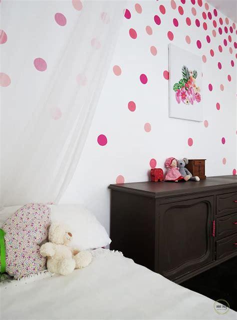 fun  polka dot decor homesthetics