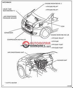 Free Download  Toyota Yaric Repair Manuals  Air