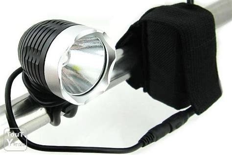 le frontale 1200 lumens 201 clairage phare v 233 lo 1200 lumens frontale accu chargeur neuf lattes 34970