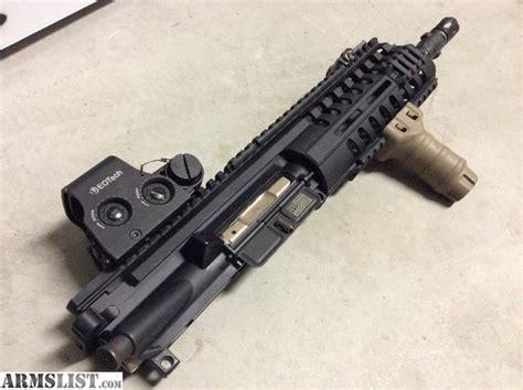 Pof P415 Gas-piston Ar-pistol 5.56mm