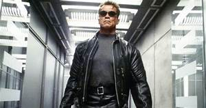 Arnold Schwarzenegger Confirmed for 'Terminator 5'