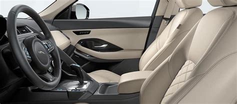 jaguar  pace interior luxury suv features jaguar
