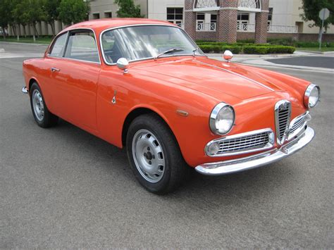 1965 Alfa Romeo Giulietta Partsopen