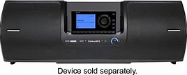 SiriusXM SD2 Portable Speaker Dock Black SXSD2 - Best Buy