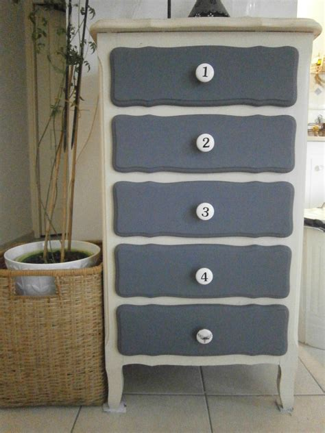 Relooking Commode Bois by Relooking Commode 5 Tiroirs Fait Dans L Atelier