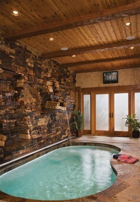 Small Indoor Pool  Pools Pinterest