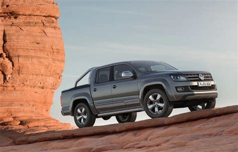 2019 Volkswagen Mid Size Pickup Truck Review, Changes