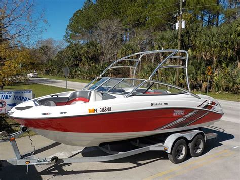 Yamaha Jet Boats Canada by Yamaha Ar 210 Boat For Sale From Usa