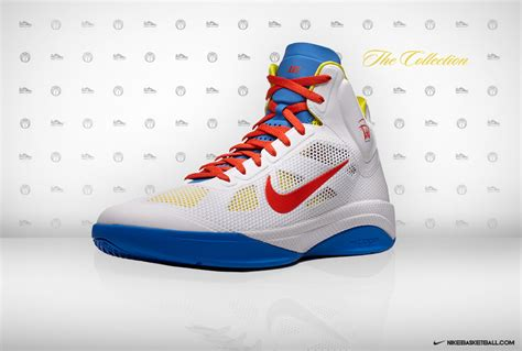 nike zoom hyperfuse russell westbrook home pe sole
