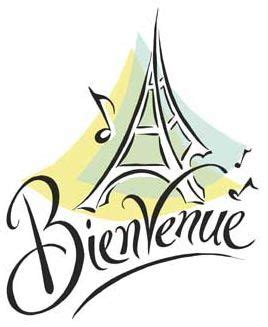 Bienvenue - French | Welcome sign, Gaming logos, Logos