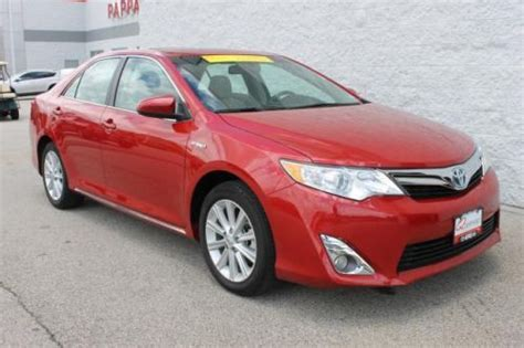airbag deployment 2012 toyota camry hybrid interior lighting sell used 2012 toyota camry hybrid xle in 10011 spencer rd saint peters missouri united