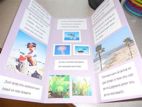 biome travel brochure   assessment