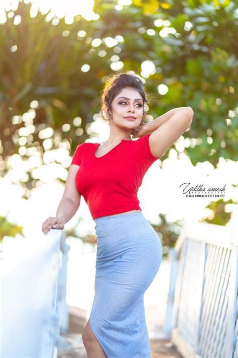 Nilakshi Thilakarathne Hot Curvy Photo Shoot