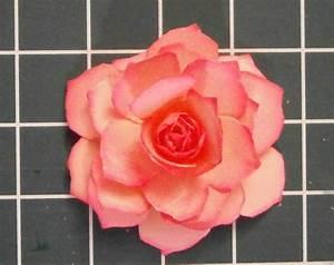 Papierblumen Selber Basteln : muttertag eine papier rose selber basteln ~ Orissabook.com Haus und Dekorationen