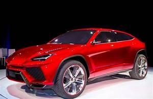 2018 Lamborghini Urus SUV Prototype  Best Sedans