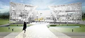 2011 Taipei Museum Competition in Taiwan by Marcy Wong Donn