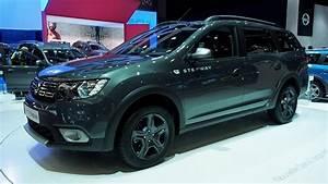 Dacia Logan Mcv Stepway 2017 : the all new 2017 dacia logan mcv stepway in detail review walkaround interior exterior youtube ~ Maxctalentgroup.com Avis de Voitures