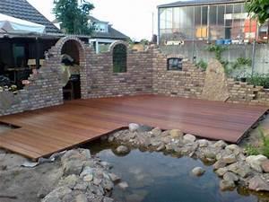 Terrassen Treppen In Den Garten : garten terrasse tischlerei bergmann ~ Orissabook.com Haus und Dekorationen