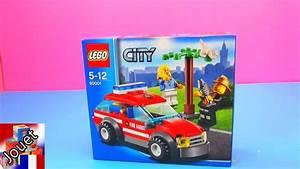 Jeux De Voiture City : voiture de pompier lego city unboxing voiture de pompier de lego youtube ~ Medecine-chirurgie-esthetiques.com Avis de Voitures