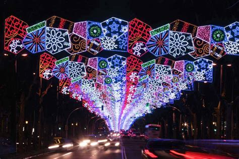 street decorations in spain christmas around the world