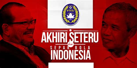 Aborsi Alami Semarang Cerita Kisruh Sepak Bola Indonesia Berujung Pembekuan Pssi