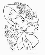 Coloring Tea sketch template