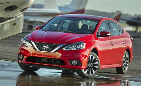 nissan sentra review ratings specs prices