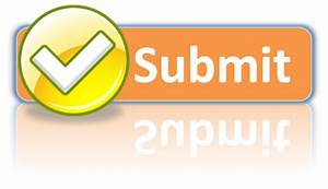 Gallery Orange Submit Button Png