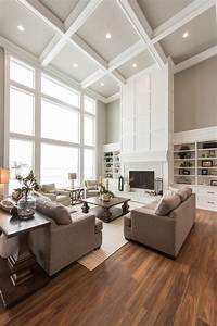 15, Incredible, Transitional, Living, Room, Interior, Designs