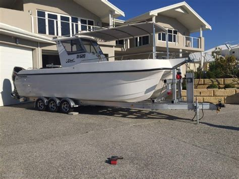Aluminium Fishing Boats For Sale Perth by New Goldstar Cat Trailer For Sale Boat Accessories