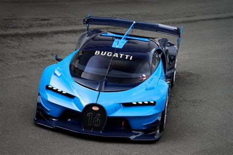 In a normal year, there is a good chance we would have caught up with the latest addition to the. Real-life Bugatti Vision Gran Turismo looks insane   PerformanceDrive