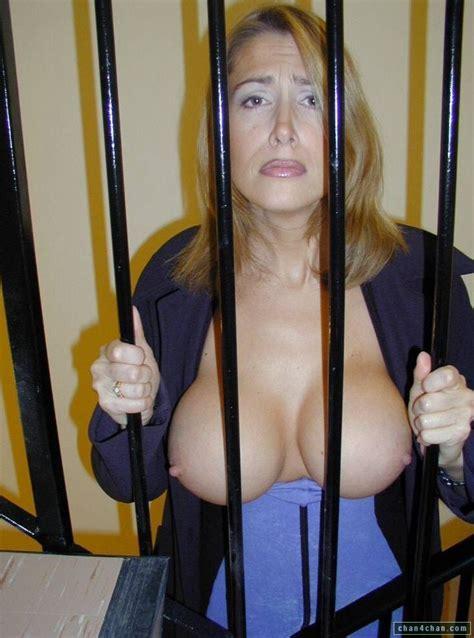 Corset Cage Milf Tits