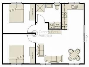 2 bedroom granny flat archives granny flats australia With floor plans for 2 bedroom granny flats