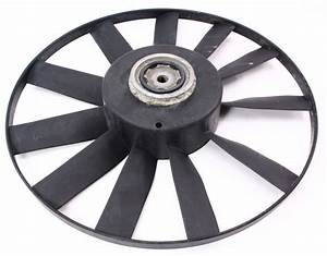 Lh Radiator Electric Fan Blade Vw Passat 95