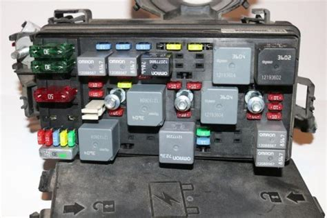 Buick Lesabre Under Hood Relay Fuse