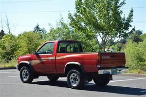 1 Owner 1994 Nissan Pickup Xe Single Cab 4x4 A  C Only