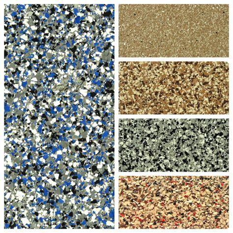 epoxy flooring colors choose a garage floor color