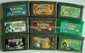 pokemon gameboy set 03
