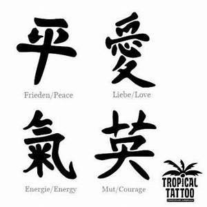 Japanisches Zeichen Für Glück : asiatische zeichen set gesamtfoliengr e 14 10 7cm mylar mehrfachfolie mylar folien sind ~ Orissabook.com Haus und Dekorationen