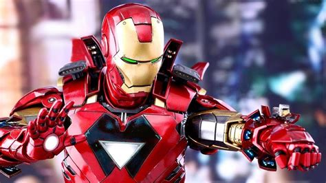 10 Coolest Iron Man Suits That Don't Exist ! Youtube