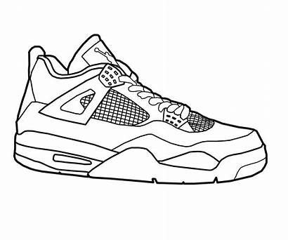 Converse Coloring Shoe Pages Cool Shoes Printable