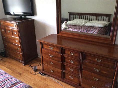 Ethan Allen Bedroom Furniture Ebay by Ethan Allen King Bedroom Set Car Interior Design
