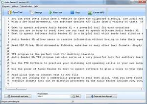 text to speech software easy to use for windows 1087 With document reading software