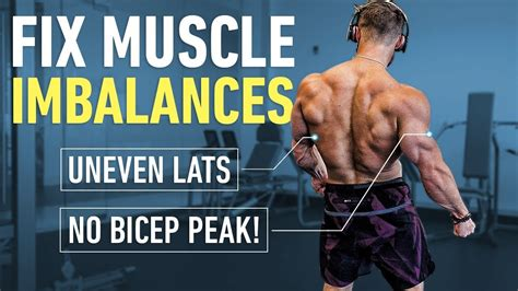 Have UNEVEN Lats, Pecs or Biceps? Watch This. (How to Fix ...