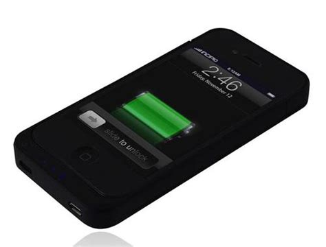 iphone battery pack incipio offgrid battery pack iphone 4 gadgetsin