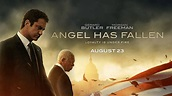Angel Has Fallen Trailer Runs for its Life Online - Geeks ...