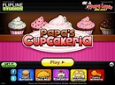 PAPA's CUPCAKERIA ™ » FREE GAME at gameplaymania.com