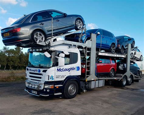 Transportation Service by Car Transportation Mclaughlin Car Transport