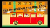 (With lyrics) The wheels on the bus go round and round ...