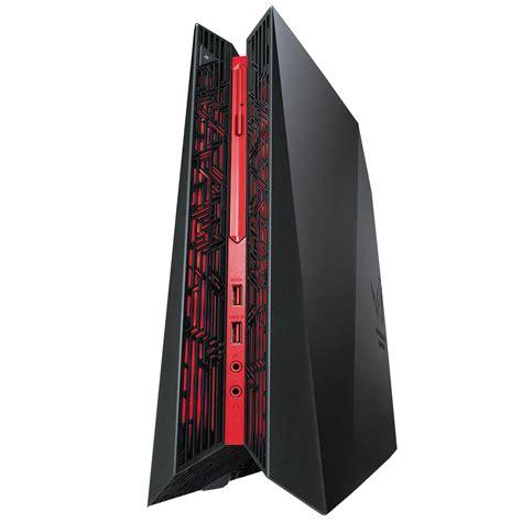 ordinateur de bureau asus i7 asus rog g20aj fr026s pc de bureau asus sur ldlc com